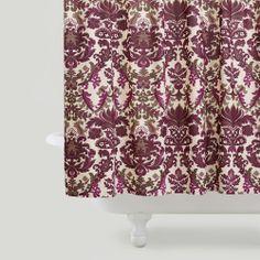 Scottish Mist Shower Curtain   World Market