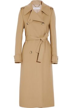 Double-breasted wool coat by See by Chloé