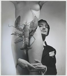 alvador Dali George Platt Lynes (American, East Orange, New Jersey 1907–1955 New York) Date: 1939