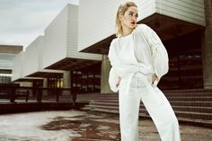 Rita Ora by Marcin Tyszka for InStyle UK April 2015