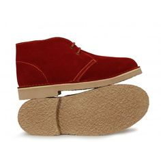 roamers desert boots | Roamers-Mens-Womens-Ladies-Suede-Leather-Lace-Up-Comfy-Casual-Ankle ...