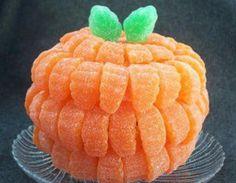 Orange Slice Pumpkin