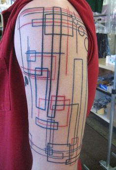 cool pattern #tattoo (no further information)