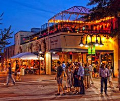 Charlottesville is a brainy city with friendly locals and lots to do.