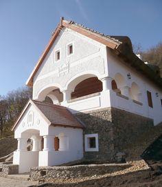 Családiház Heart Of Europe, Hungary, Countryside, Leo, Vineyard, Cottage, Houses, House Design, Mansions