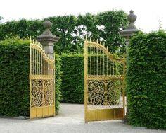 L'aménagement du jardin et le choix pour un portail sécurisé - Blog Eldotravo
