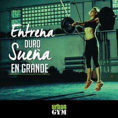#Gym #UrbanGym #Frase