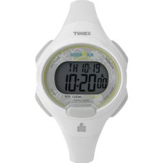 Timex Ironman 10 Lap Mid, White, OS * Read more reviews of the product by visiting the link on the image.
