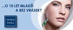 Soutěž o proměnu ZDARMA s klinikou Medical Institut