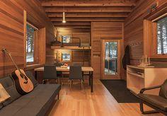 Galería - Cabañas campistas del parque regional Whitetail Woods / HGA Architects and Engineers - 5
