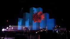 MUTEMATH Stage Projection Mapping