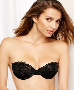 09fedb48dad5a Fashion Forms Lace Backless Strapless Bra MC638 - Lingerie - Women - Macy s  Sexy Outfits