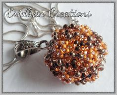 beaded sphere
