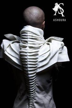 FEYROUZA ASHOURA   S/S 2012 BREATHTAKERS