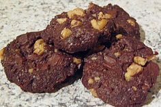 Chocolate Choc Cookies