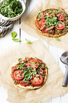 Grilled Paleo Pizza 1 cup tapioca starch 1/4 cup coconut flour 2 eggs 1 cup water Pinch of salt