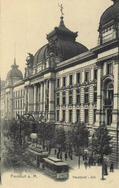 Germany at the end of the century / before WWII (historical photos) - Página 92 - SkyscraperCity German Architecture, Neoclassical Architecture, Vintage Architecture, Classic Architecture, Historical Architecture, Beautiful Architecture, Workshop Architecture, Germany And Prussia, Building Sketch