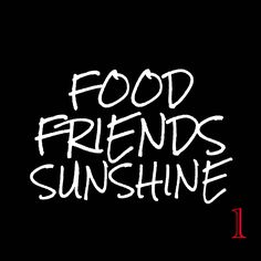 A personal favorite from my Etsy shop https://www.etsy.com/listing/551337273/food-friends-sunshine-decal-coffee-cup