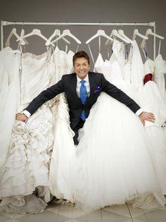 7 wedding dress shopping tips from Say Yes to the Dress' Randy Fenoli | herworldPLUS