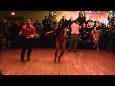 Griselle Ponce and Eddie Torres JR.  Eddie Torres Jr??? Wow.