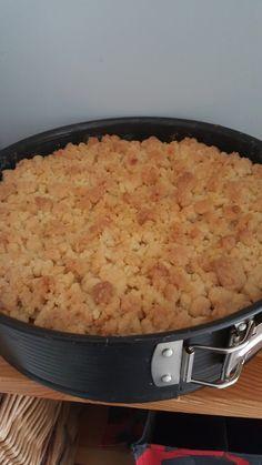 Apfel - Streuselkuchen mit Pudding, ein schmackhaftes Rezept aus der Kategorie Kuchen. Bewertungen: 186. Durchschnitt: Ø 4,3.