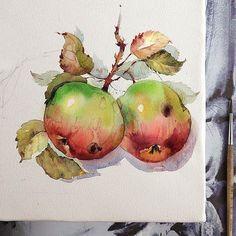 Artist: @kataucha #drawing #draw #art #artist #artwork #painting #paint #illustration #watercolor