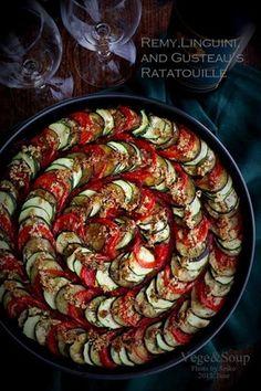 レミーのおいしいレストランのラタトゥイユ