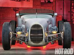 Ford Indy speedster V8 - Chasing Perfection With Extra Photos! - Hot Rod Network