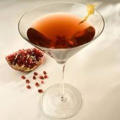 """Pomegranitini 