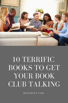 10 Terrific Books to