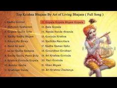Top Krishna Bhajan By Art of living Bhajans ( Full Song ) - YouTube