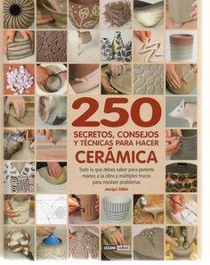250 Segredos e Conselhos e Tecnicas para fazer ceramica Glazes For Pottery, Ceramic Pottery, Ceramic Art, Sculpture Techniques, Glazing Techniques, Upside Down Tomato Planter, Ceramic Glaze Recipes, Art N Craft, Ceramic Studio