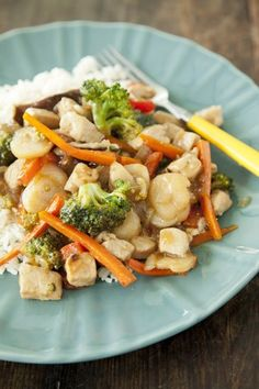 Check out what I found on the Paula Deen Network! Chicken Stir Fry http://www.pauladeen.com/chicken-stir-fry