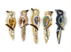 beautiful birds claire coles