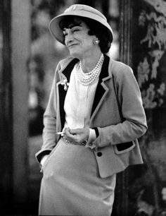 Gabrielle Chanel - Paris Fashion - - - - pinned by #grenlist