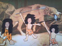 """La seño Mariló y sus niños: PROYECTO: """"LA PREHISTORIA"""" Stone Age Ks2, Art Plastique, History, Cro Magnon, Cave Painting, Man Party, Romans, Montessori, Man Cave"""