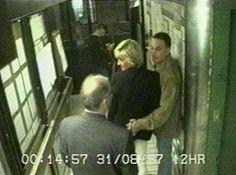 Diana CCTV day three