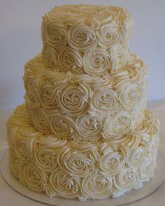 Cakes As Good They Look Wedding By Dawna Fl