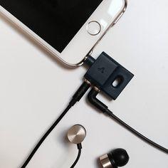 elago splitter & E502M earphones
