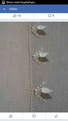 This Pin was discovered by Mür Ideas Vintage, Teneriffe, Needle Lace, Olay, Irish Crochet, Tatting, Needlework, Diy And Crafts, Embroidery