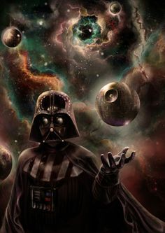 Vader rules the galaxy