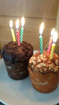 the Bread is Breadtalk. Happy Birthday.