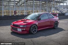 Impreza GC8 - Widebody