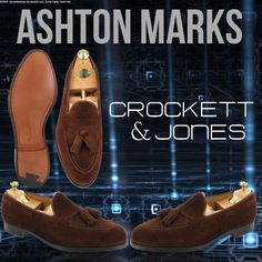Men Dress, Dress Shoes, Crockett And Jones, Exclusive Collection, Loafers Men, Oxford Shoes, Fashion, Moda, Fashion Styles