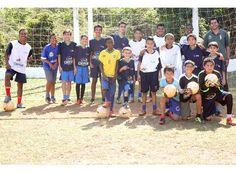 Projeto esportivo atende cerca de 50 crianças http://www.passosmgonline.com/index.php/2014-01-22-23-07-47/regiao/6042-projeto-esportivo-atende-cerca-de-50-criancas
