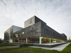 Fontys Sports College in Eindhoven, Netherlands by Bolidt