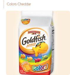 Pepperidge Farm® - Goldfish® Colors
