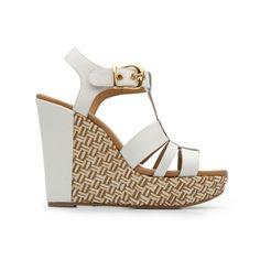 20002 - Blanco #shoes #zapatos #fashion #moda #goflexi #flexi #clothes #style #estilo #summer #spring #primavera #verano