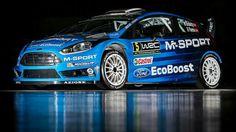 2016 M Sport Fiesta WRC