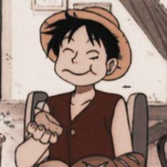 Anime Profile, Profile Pics, Mugiwara No Luffy, Monkey D Luffy, One Piece Manga, Anime Sketch, Good Manga, Just For Fun, Youtubers